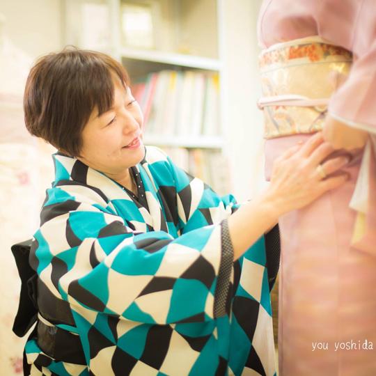 着付教室・着付サロン〜yoshiko〜